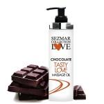 Шоколад Масажно масло за флирт и любовна игра