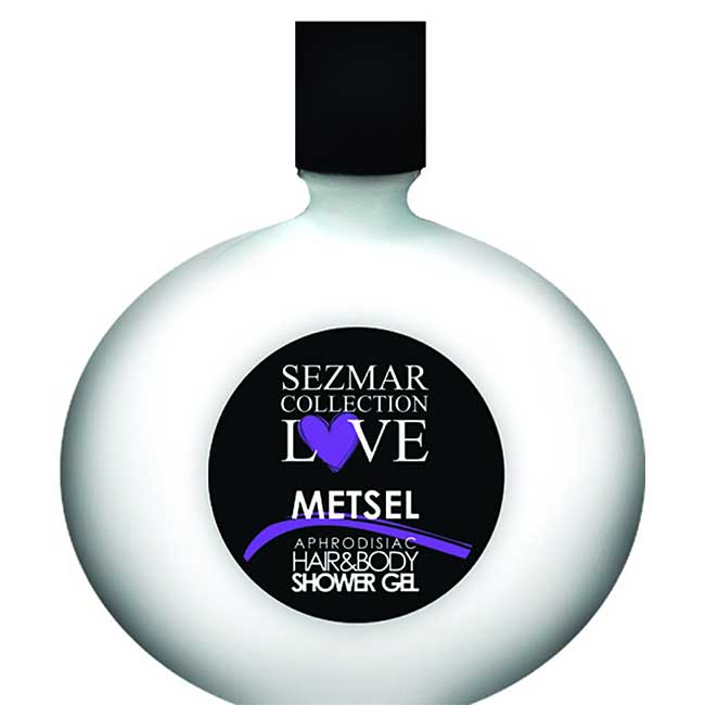 МЕТСЕЛ АФРОДИЗИАК ДУШ / METSEL APHRODISIAC Intimate& Body Shower Gel