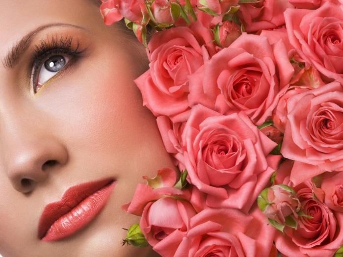 Rose-face