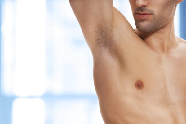 man-armpit
