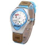Детски спортен часовник с анимационния герой Снупи