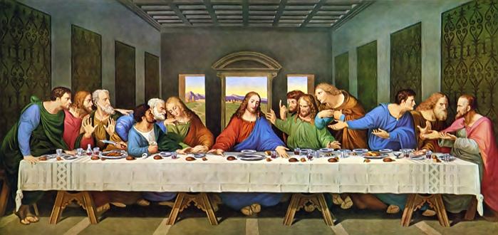 Велика сряда е – денят на Тайната вечеря, на предателството и на покаянието!